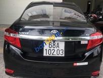 Bán ô tô Toyota Vios năm sản xuất 2018, màu đen