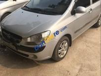 Bán gấp Hyundai Getz đời 2009, màu bạc, xe nhập