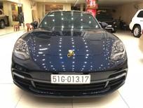 Cần bán gấp Porsche Panamera 4S sản xuất 2018, màu xanh lam, xe nhập như mới