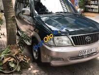 Cần bán Toyota Zace GL 1.8 năm sản xuất 2001