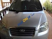 Cần bán gấp Daewoo Gentra sản xuất năm 2008, màu bạc