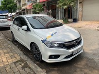Cần bán lại xe Honda City 1.5CVT sản xuất 2017, màu trắng số tự động