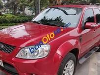 Bán gấp xe Ford Escape 2.3 AT sản xuất 2011, màu đỏ
