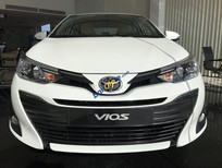 Bán ô tô Toyota Vios G sản xuất 2019, màu trắng, giá chỉ 576 triệu