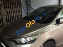 Bán Toyota Vios 1.5AT sản xuất năm 2018, màu vàng