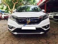 Cần bán xe Honda CR V 2.4 sản xuất 2015, màu trắng