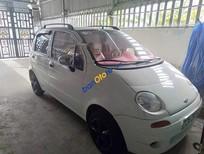 Bán Daewoo Matiz MT năm 2000, màu trắng, giá chỉ 75 triệu