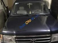 Bán xe Toyota Zace GL sản xuất 2002, giá 165tr