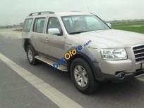 Bán gấp Ford Everest MT sản xuất 2008 xe gia đình giá cạnh tranh