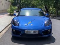 Bán xe Porsche Cayman năm 2015, màu xanh lam, nhập khẩu