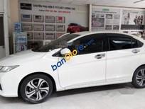 Cần bán lại xe Honda City 1.5 AT sản xuất 2017, màu trắng chính chủ