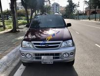 Cần bán gấp Daihatsu Terios 1.3 năm 2005, màu đỏ, nhập khẩu nguyên chiếc còn mới