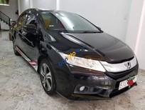 Bán Honda City sản xuất 2017, màu đen, giá chỉ 525 triệu