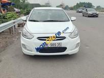 Bán ô tô Hyundai Accent MT sản xuất 2013, màu trắng