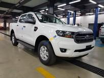 Bán xe Ford Ranger XLS 4x2 MT sản xuất 2019, màu trắng, nhập khẩu nguyên chiếc