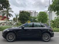 Cần bán xe Porsche Macan năm sản xuất 2017, màu đen, nhập khẩu nguyên chiếc