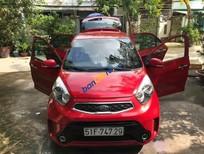 Bán xe Kia Morning Si AT sản xuất 2016, màu đỏ chính chủ