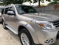 Bán Ford Everest Limited 2.5L 2015, màu vàng, xe gia đình