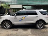 Bán ô tô Ford Explorer sản xuất 2016, màu trắng đã đi 22000km