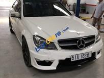 Bán Mercedes C200 năm sản xuất 2011, màu trắng, nhập khẩu nguyên chiếc