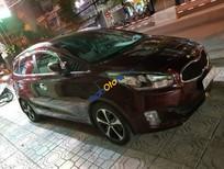 Bán xe Kia Rondo GAT sản xuất 2016, màu đỏ, 570 triệu