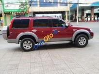 Cần bán Ford Everest sản xuất 2008, màu đỏ chính chủ