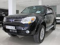 Cần bán Ford Everest năm sản xuất 2015, màu đen, nhập khẩu nguyên chiếc số tự động