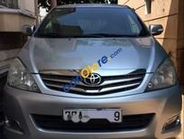 Bán Toyota Innova V sản xuất 2010, màu bạc chính chủ, giá 440tr