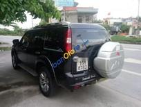 Bán Ford Everest sản xuất 2010, màu đen