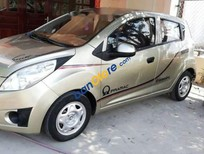 Cần bán lại xe Chevrolet Spark năm sản xuất 2012, màu vàng chính chủ