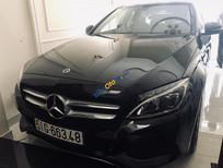 Cần bán lại xe Mercedes C200 năm sản xuất 2018, màu đen