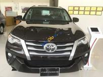 Bán ô tô Toyota Fortuner năm 2019, màu đen, nhập khẩu