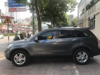 Cần bán lại xe Honda CR V năm sản xuất 2010, màu xám