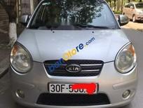 Bán Kia Morning SLX năm sản xuất 2008, màu bạc, nhập khẩu nguyên chiếc, giá tốt