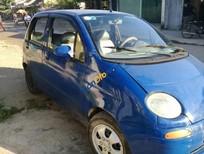 Bán Daewoo Matiz đời 2001, màu xanh lam, xe nhập