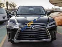 Cần bán xe Lexus LX 570 sản xuất năm 2019, màu đen, xe nhập
