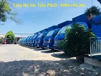 Bán xe tải Kia Thaco K250 2.49 tấn các loại thùng lửng, bạt, kín giá tốt, giao xe ngay