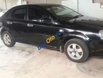 Bán xe cũ Daewoo Lacetti sản xuất năm 2008, màu đen