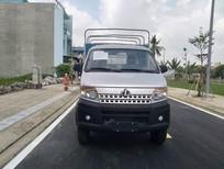 Bán xe tải Dongben thùng mui bạt 1 tấn 9, lòng thùng hàng dài 3m3