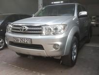 Bán xe Toyota Fortuner 2.7V năm sản xuất 2011, màu bạc chính chủ