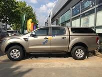 Bán Ford Ranger XLS đời 2014, màu vàng, xe nhập