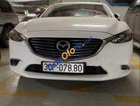 Bán ô tô Mazda 6 Premium 2.0 đời 2018, màu trắng