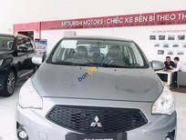 Bán Mitsubishi Attrage CVT năm 2019, màu xám, xe nhập, 475 triệu
