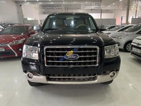 Cần bán xe Ford Everest năm 2008, màu đen, số sàn
