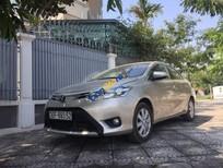 Bán Toyota Vios sản xuất 2015, xe gia đình