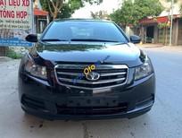 Bán Daewoo Lacetti CDX 1.6 AT đời 2011, màu đen, xe nhập