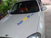 Bán xe cũ Daewoo Lanos đời 2004, màu trắng, nhập khẩu