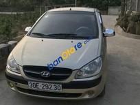 Cần bán Hyundai Getz năm 2009, tên tư nhân