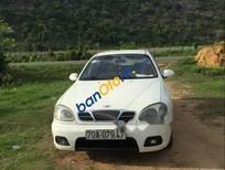 Bán Daewoo Lanos MT 2003, màu trắng, nhập khẩu nguyên chiếc