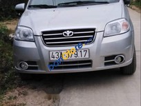 Bán Daewoo Gentra 1.5 sản xuất 2009, màu bạc, 165 triệu